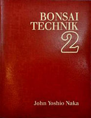 Bonsaitechnik 2