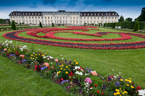 Blühende Barock Ludwigsburg
