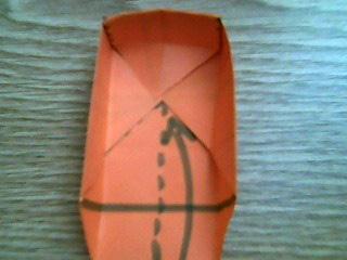 Origami-Schachtel 9