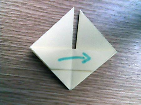 Origami ovale Schachtel 8
