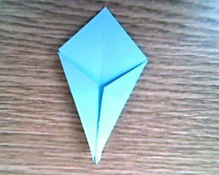 Origami Sternenschachtel 8
