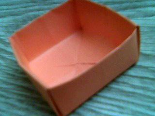 Origami-Schachtel 10