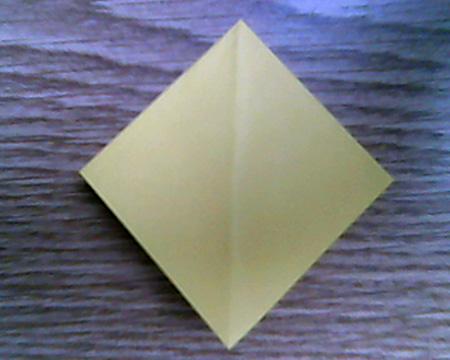 Origami Kranich #1