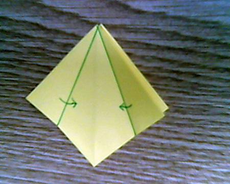 Origami Kranich #2