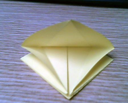 Origami Kranich #4