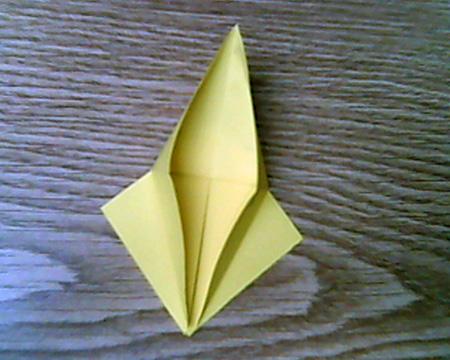 Origami Kranich #5