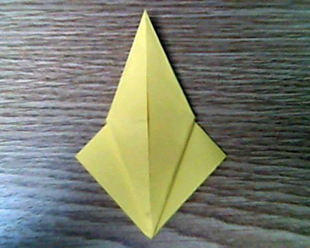 Origami Kranich #6