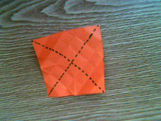 Origami-Schachtel 1