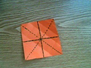 Origami-Schachtel 2