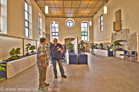 Bonsaiausstellung Weil der Stadt 2013