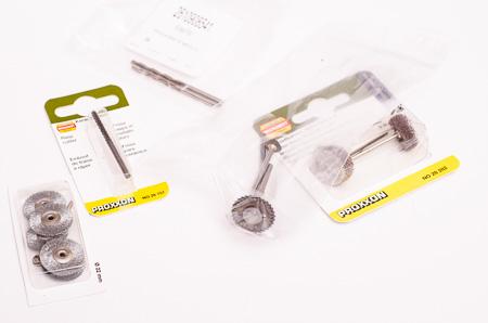 Werkzeuge für Dremel 4000