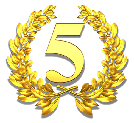 5 Jahre Blog-Jubiläum