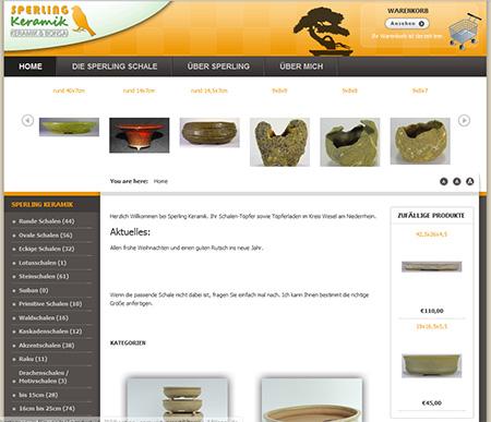 Sperling Keramik