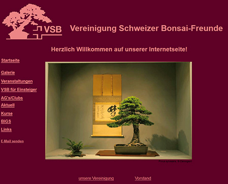 Vereinigung Schweizer Bonsai-Freunde