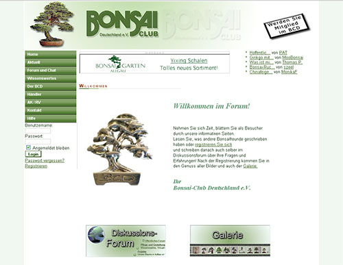 Bonsai Club Deutschland