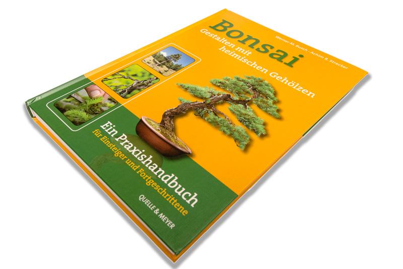 Buch: Bonsai gestalten mit heimischen Gehölzen