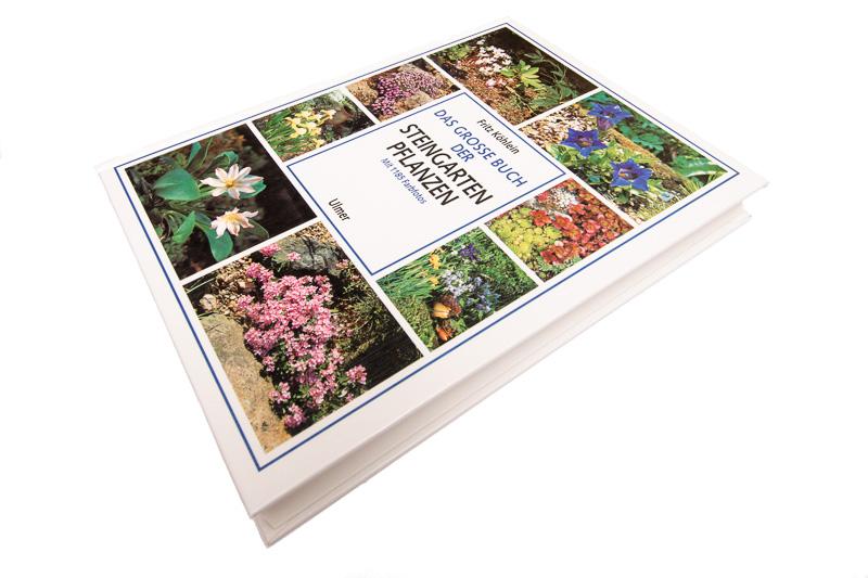 Das grosse Buch der Steingartenpflanzen