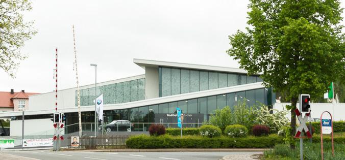 Stadthalle in Buchen