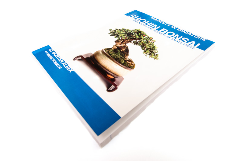 Buch: Shohin-Bonsai von Morten Albek