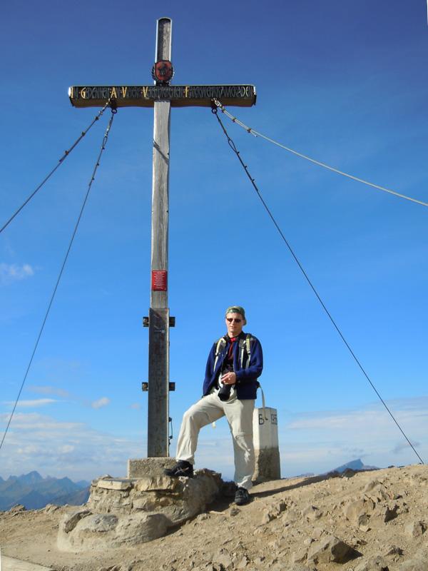 Gipfel des Fellhorn