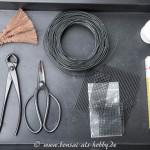 Bonsaiwerkzeug und Zubehör