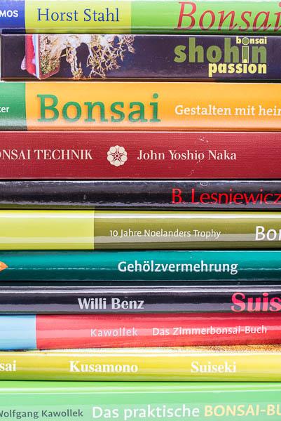 Bücher über Bonsai
