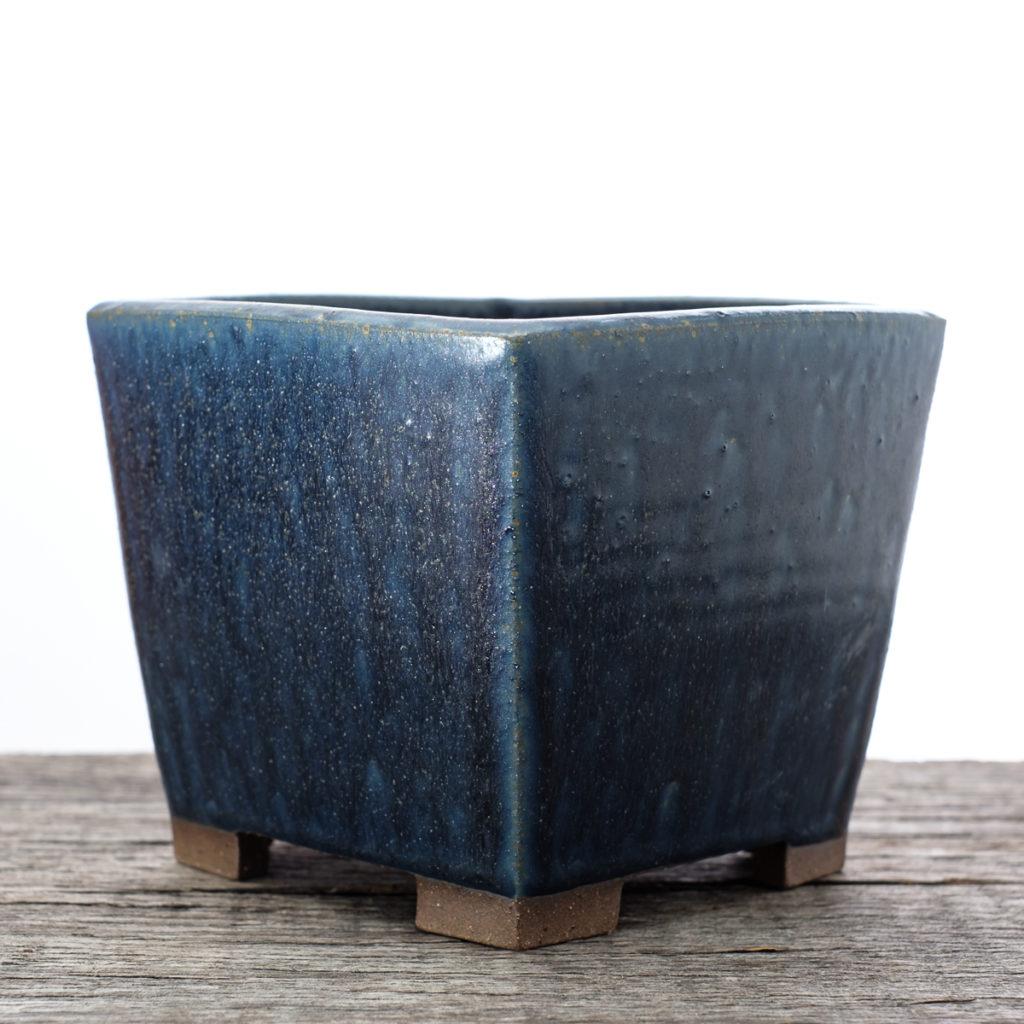 Bonsaischale blau