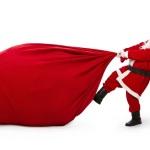 Nikolaus mit Geschenken © rangizzz - Fotolia