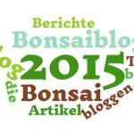Die 10 besten Artikel über Bonsai 2015